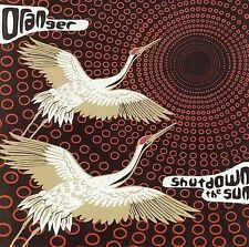 ORANGER Shutdown the Sun/From the Ashes of Electric Elves 2 CD SET