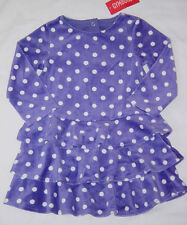 New W/Tags Gymboree Super Star Velour Dress ~ Girl's Size 18-24M