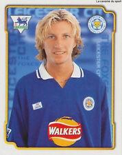 N°255 ROBBIE SAVAGE LEICESTER CITY.FC STICKER MERLIN PREMIER LEAGUE 1999