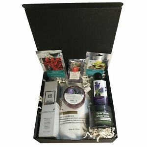 Luxury Cosmetics Gift Box/Pamper For All Occasions! Lavender Skin care set.
