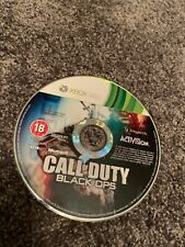XBOX 360 CALL OF DUTY BLACK OPS DISC ONLY