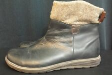 Romika Sonja 05 Women  Round Toe Leather Brown Ankle Boot EU 41 US 10-10.5
