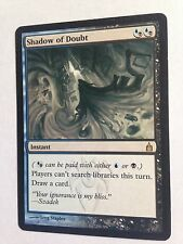 Mtg Magic the Gathering Ravnica: City of Guilds Shadow of Doubt