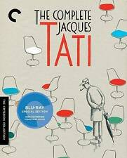 The Complete Jacques Tati (Criterion Collection) [Blu-ray] - Like NEW