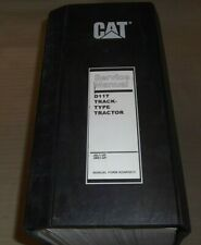Cat Caterpillar D11T Tractor Dozer Service Shop Repair Manual Book S/N Jel Jns