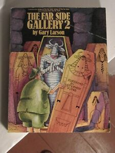 THE FAR SIDE GALLERY 2 BY LARSON, GARY](AUTHOR)PAPERBACK, Larson, Gary, Used;