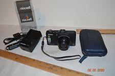 NIKON  COOLPIX  S9300  DIGITAL CAMERA 16.0 MP  BLACK 18x ZOOM Bundle