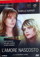 L'AMORE NASCOSTO (2007) un film di Alessandro Capone DVD EX NOLEGGIO CECCHI GORI