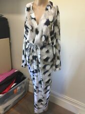SZ 10 SHEIKE MAXI DRESS *BUY FIVE OR MORE ITEMS GET FREE POST