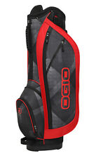 Ogio Dime Cart Bag Cyber Red