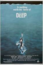 "THE DEEP Movie Poster [Licensed-NEW-USA] 27x40"" Theater Size (Nick Nolte) 1977"