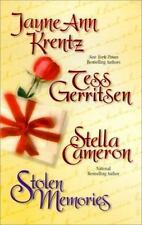 Stolen Memories Jayne Ann Krentz, Tess Gerritsen, Stella Cameron Paperback