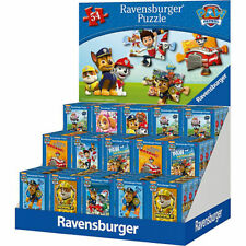 Ravensburger Paw Patrol Mini Puzzle 54 Teile 5 Jahre verschiedene Motive