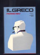 Pierre Rey, Il Greco, Mondadori 1974 prima edizione  DR