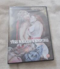DVD - Jean Rollin's Cult Classic -  The Naked Vampire - R2 - New