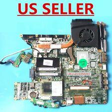 HP DV6000 DV6700 INTEL 965 Motherboard +cpu+heatsink, replaces AMD 460900-001,US