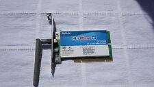 D-link AirPlus G DWL-G510 (DWLG510A1) 802.11g/b Wireless Adapter