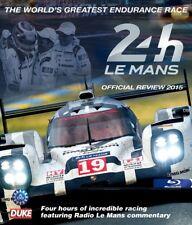 LE MANS 2015 REVIEW - No. 19 Porsche 919 Hybrid 2.0 L Turbo V4 - NEW BLU-RAY UK