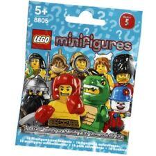 Lego Minifigure Series Blue LEGO Minifigures