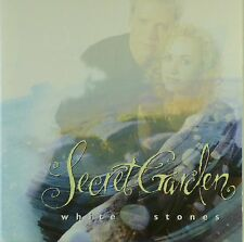 CD-secret Garden-white stones - #a3873