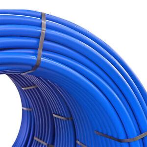 "100m PE 100RC 1/2"" 20mm PN16 Trinkwasserrohr DVGW Druckwasserrohr"
