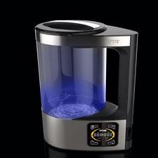 Alkaline Ionizer Hydrogen Rich Water Maker Generator Pitcher Kettle Jug 2L Black
