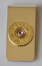 Fiocchi Italy 12 Gauge Shotgun Shell Bullet Money Clip Trap Shooting