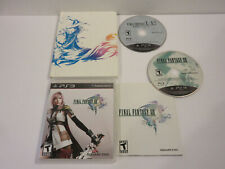 FINAL FANTASY X X -2 HD REMASTERED & XIII 13 LIMITED PS3 PLAYSTATION 3 2 GAMES