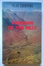 A. H. Griffin Freeman of the Hills Hardcover in Dustwrapper Hale 1983