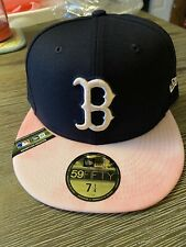 New Era 59fitty Boston Red Sox MOTHERS DAY HAT NWT 2019 Size: 7 1/4