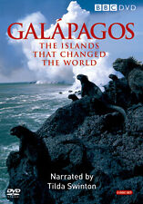GALAPAGOS - DVD - REGION 2 UK