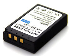 7.4v 2200mAh Li-ion Battery For BLS-1 Olympus E-400 E-420 E-450 E-600 E-620