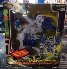 Transformers Beast Wars Transmetals Tigerhawk MISB Sealed 1998 Canadian Box