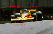 Jean-PIERRE JARIER ATS RACING Penske pc4 MONACO GRAND PRIX 1977 fotografia 1