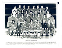 1980 1981 NEW YORK RANGERS 8X10 TEAM  PHOTO  HOCKEY NHL USA HOF