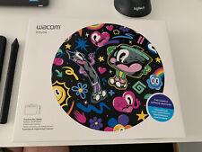Wacom CTL-4100WLK-N Bluetooth Graphics Tablet with Pen - Black