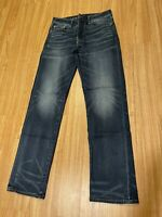 Men's American Eagle Next Level Air Flex Relaxed Straight Jeans Size 31x33