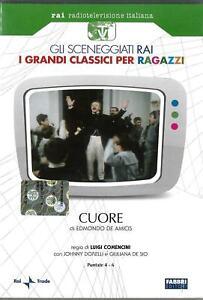 CUORE - PUNTATE 4 - 6  DVD SERIE-TV