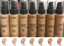 ALMAY TLC TRULY LASTING COLOR FOUNDATION MAKEUP NEW & SEALED PLEASE SELECT SHADE