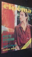 Revista Mensual Llustree Cinema N º 311 NOVEMBRE1984 Buen Estado