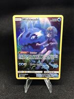 Pokemon Wishiwashi 240/236 Holo SM Cosmic Eclipse Secret Rare Full Art Mint