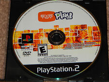 EyeToy Play PS2 Sony Playstation 2 Game Only No EyeToy Camera Free Shipping