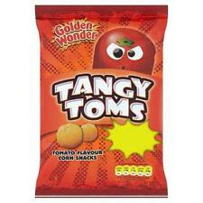 Golden Wonder Tangy Toms Tomato Flavour 30g (full case of 36) Price Marked