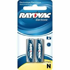 RAYOVAC MN9100 LR1 AM5  E90BP-2 N Batteries (2-Pack) E90 Factory FrEsH 1.5 Volts
