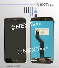 Schermo Display touch screen Huawei G8 nero+ biadesivo + kit riparazione