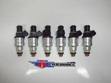 TRE 71LB/HR Fuel Injectors Fit Bosch Chevy GMC V6 3.8L 2.8L Turbo 750cc/min 6