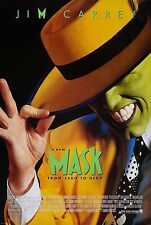 THE MASK (1994) ORIGINAL MOVIE POSTER  -  ROLLED