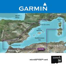 GARMIN Bluechart G2 Vision HD GENOVA-AYAMONTE VEU010R art. 010-C0768-00