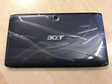 Nuevo Acer Iconia Tab A100 Repuesto Cubierta Trasera Trasero Gris 60.H6S02.001
