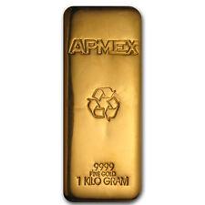 1 Kilo Gold Bar - Various Mints - SKU #11934